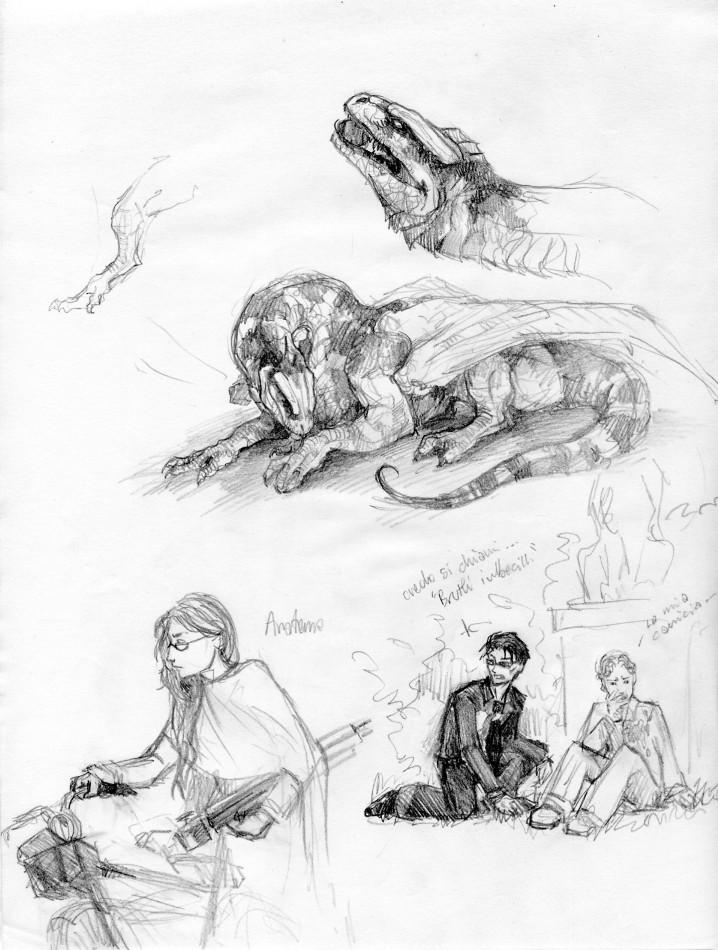 go sketch n 5 by ellisonpav on deviantart
