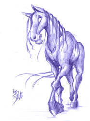 Creature Sketch n.16 by EllisonPav