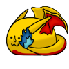 Chubi Icon - Eletrical Charizard by SoulEevee99