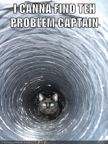 I Canna Find Teh Problem Captain by SciFiNut2