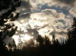 sky's mirror by Radiantredqueen