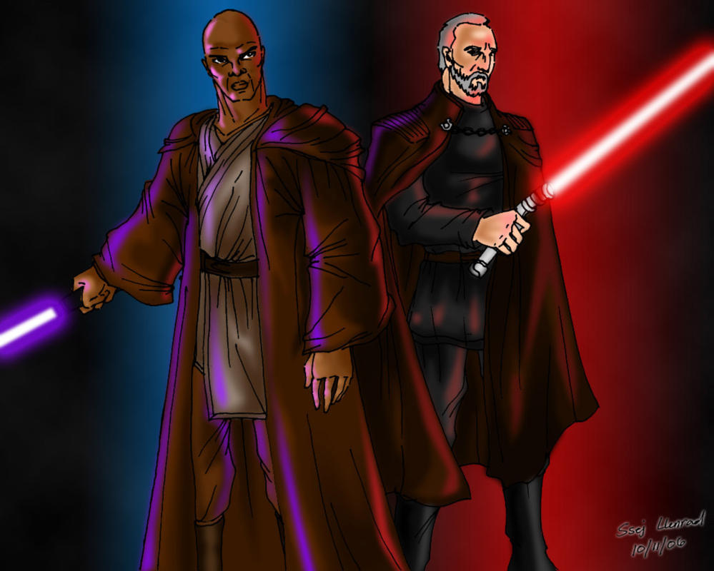 Masters of the Force by ssejllenrad2
