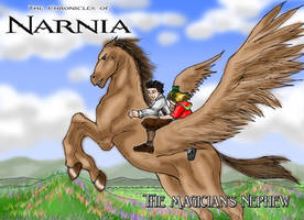 Narnia The Magician's Nephew by ssejllenrad2