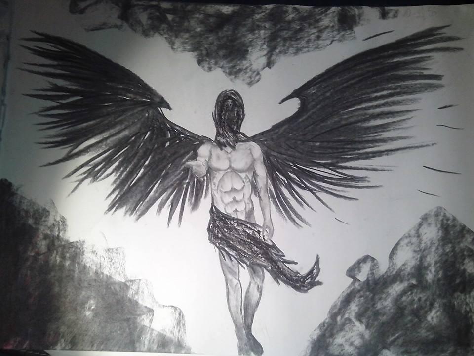 Dark Angel by HumanLykos