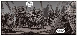 The Spider king panel 2