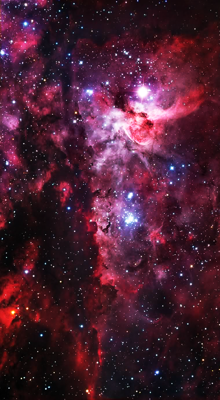 red space galaxy - photo #45