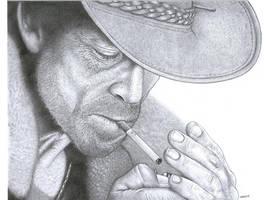 Marlboro Man by costage