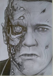 The Terminator by costage