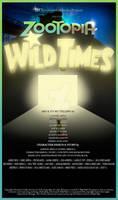 Zootopia: Wild Times Comic Cover