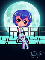Fly me to the moon by TheRay960