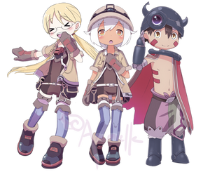 [C] - Made in Abyss