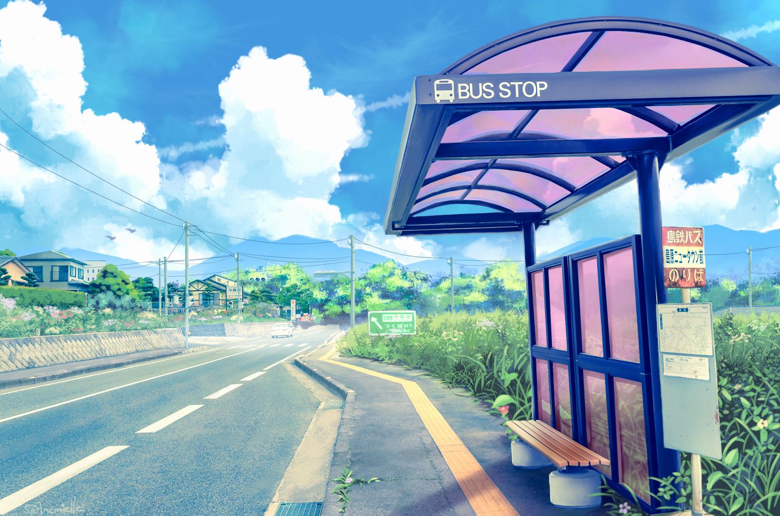 Unduh 420 Koleksi Background Untuk Anime Gratis Terbaru
