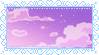 F2U Night Clouds Stamp by VixessRin
