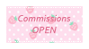 F2U Commissions Open Stamp by VixessRin