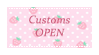 F2U Customs Open Stamp by VixessRin