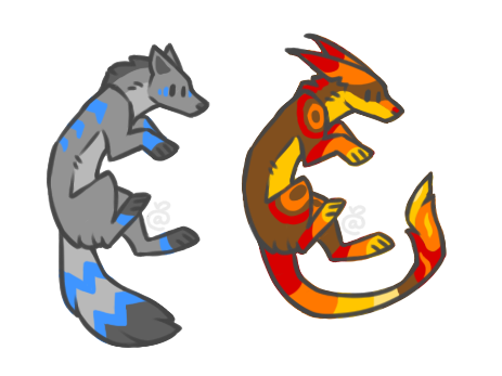 Random OTA Designs OPEN by VixessRin