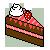 F2U Choco Strawberry Cake by VixessRin