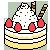 F2U Fancy Cake by VixessRin
