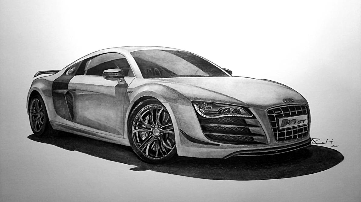 Audi R8 Gt By Zutisandor On Deviantart