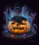 Halloween theme (cat 2) 26 10 2016