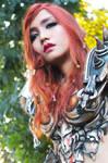 Diablo III: Female Barbarian 2
