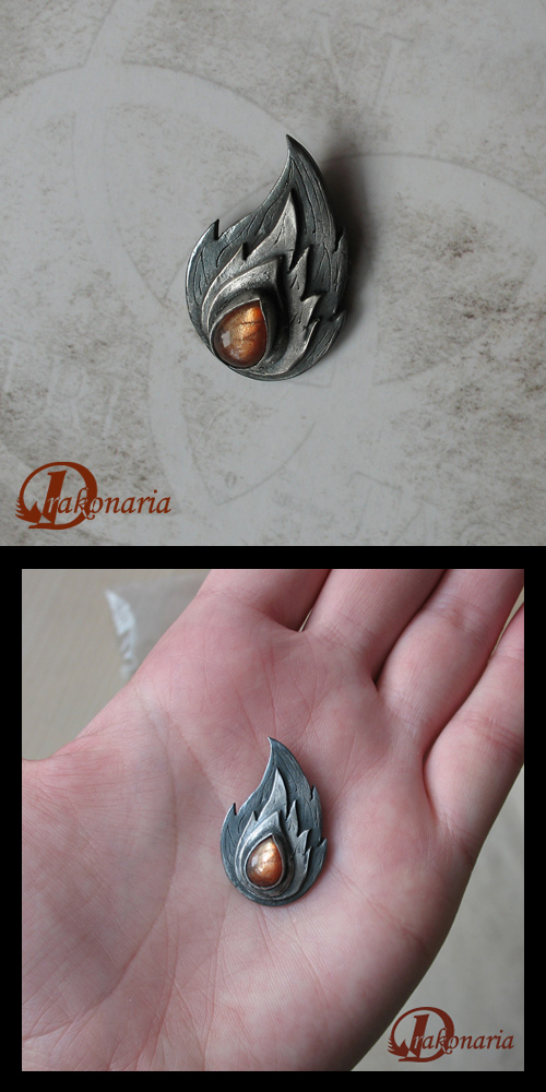 Fire by drakonaria