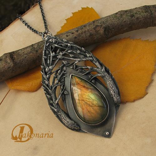 nakit -ukras ili umetnost Laurelindorenan_by_drakonaria