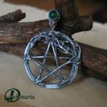 Tree pentacle by drakonaria