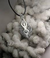 Goddess within by drakonaria