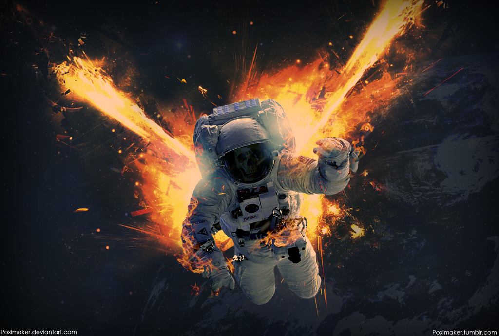 Awesome Astronaut Wallpaper Astrona