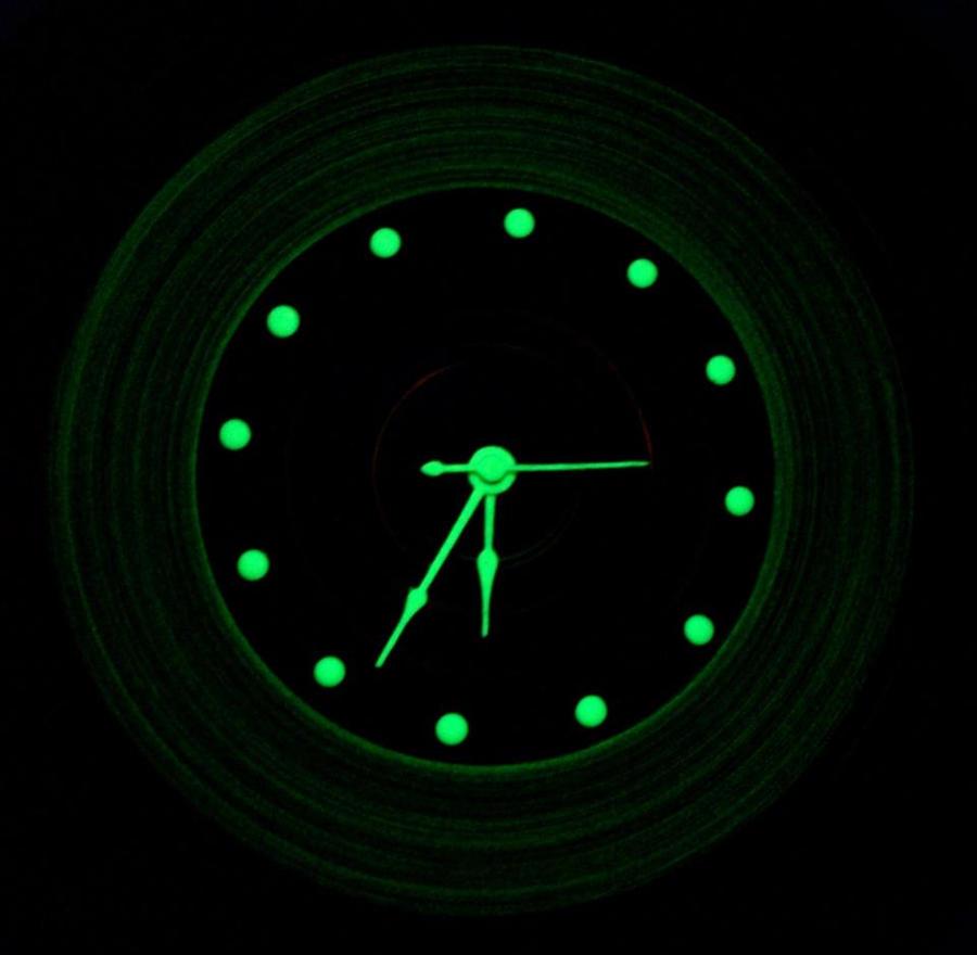 glow in the dark clock 2 by enchantress41580 on deviantart