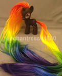 Custom My Little Pony G4 Rainbow Chakra