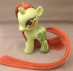Custom My Little Pony Bamboo Filly