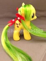 Custom My Little Pony Apple Fritter by enchantress41580