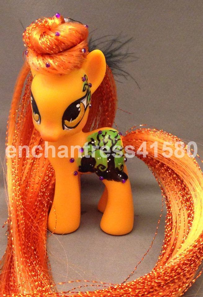 Custom My Little Pony Esmeralda by enchantress41580