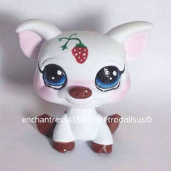 Custom LPS Pig- Sugarberry by enchantress41580