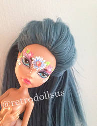 Monster High Cleo Custom by enchantress41580