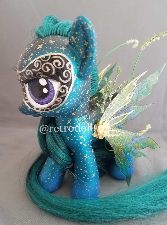 Custom G4 My Little Pony Galaxy by enchantress41580