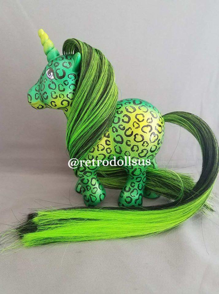 Custom G1 My Little Pony by enchantress41580