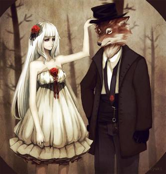 wolfs hat by hachiyuki