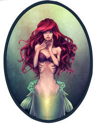Ariel by hachiyuki
