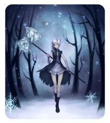 Winter cold by hachiyuki