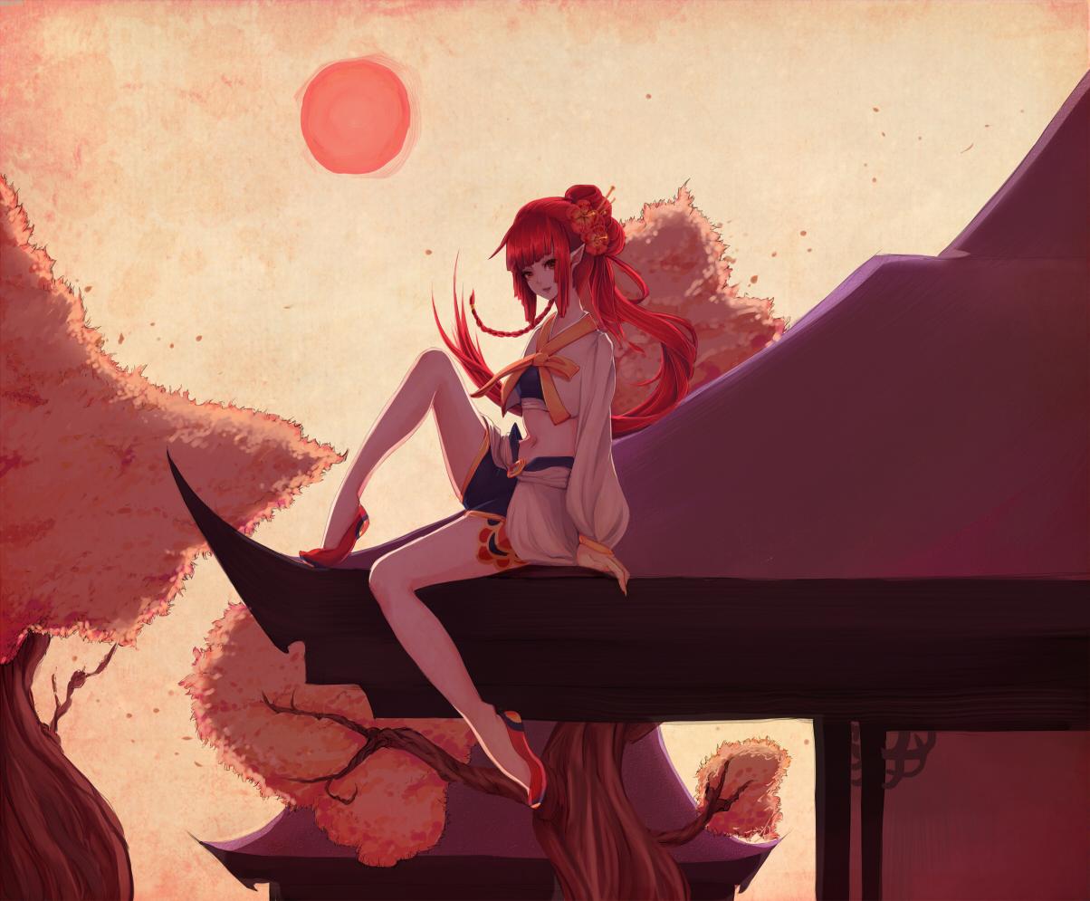Sun by hachiyuki