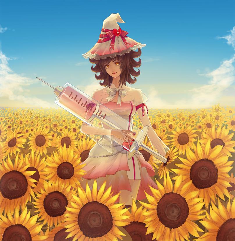Sunflower by hachiyuki