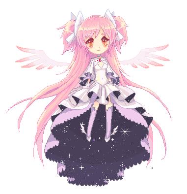 Pixel goddoka by hachiyuki