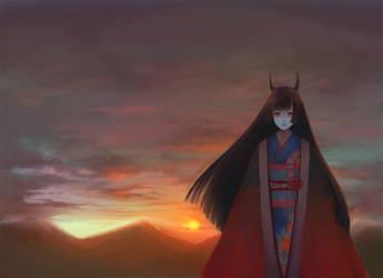 Line of fire by hachiyuki