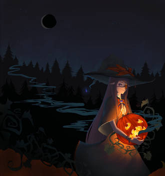 The witches night. by hachiyuki