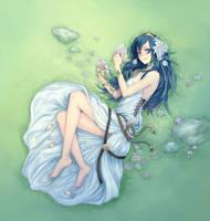 Lucina in a summer dress by hachiyuki