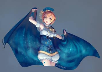 Constellation Rin by hachiyuki