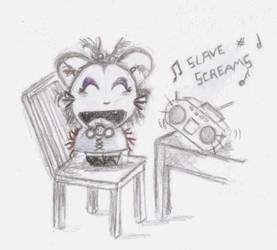 Mariko - I has a cookie by dark---flame